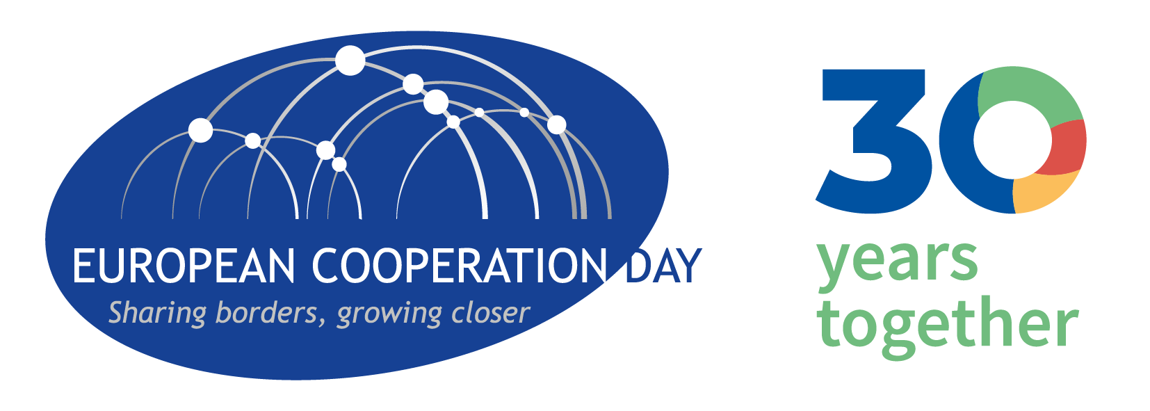 European Cooperation Day, 30 years together - Logo